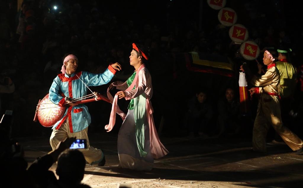 Trò Trám hiện là một trong những lễ hội hấp dẫn và độc nhất vô nhị ở Việt Nam. Lễ hội được diễn ra vào đêm 11 và rạng sáng 12 tháng Giêng hàng năm.