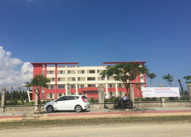 Trường Cao đẳng Đông Á Quảng Nam