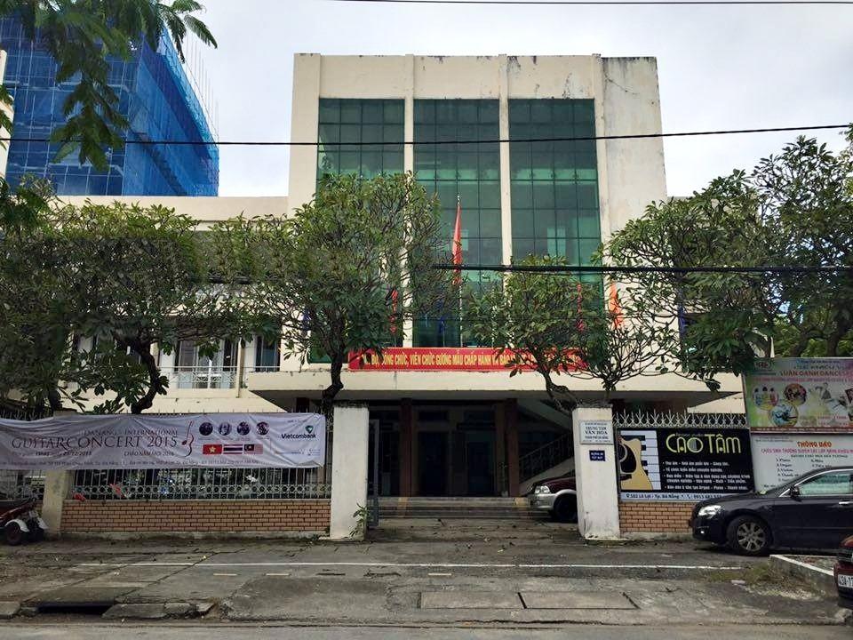 Trung tâm Văn hóa Đà Nẵng tại số 102 lại sắp phải di dời