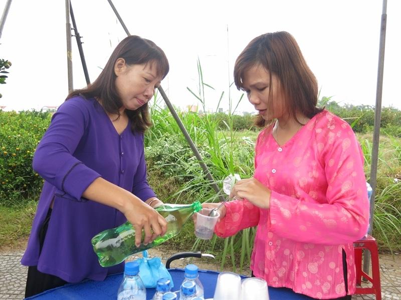 Nước quật, nước hạt é pha quật là thức uống ngon lại tốt cho sức khỏe