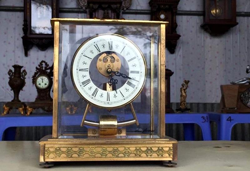 Ngắm đồng hồ trăm tuổi tiễn năm cũ, đón năm mới - 6