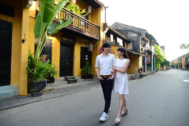 Ảnh đoạt giải Nhì của cặp đôi Nguyễn Phượng - Tony Hoàng
