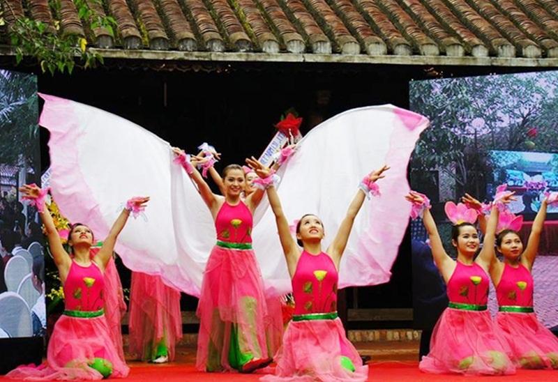 Khai mạc Festival văn hóa tơ lụa Việt Nam - Châu Á - 3