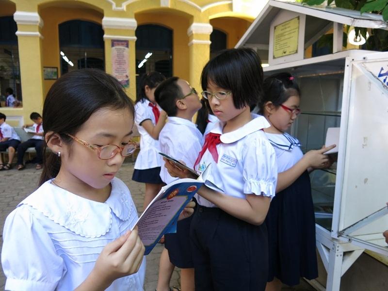 Các trường học ở Đà Nẵng sẽ mở cửa cho học sinh đến đọc sách, vui chơi trong mùa nghỉ hè