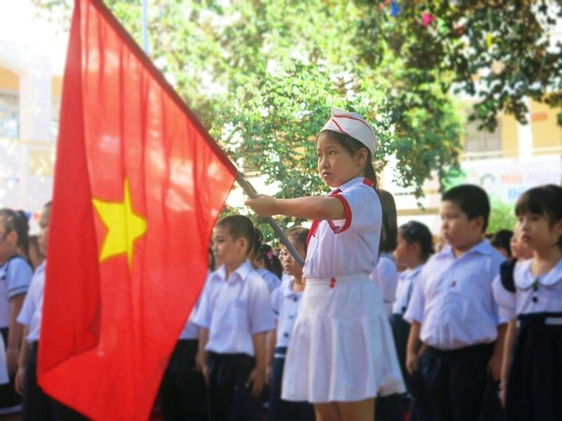 Ngành GD Đà Nẵng đang làm tờ trình đề xuất cho học sinh làm lễ khai giảng xong rồi mới nhập học vào đầu tháng 9