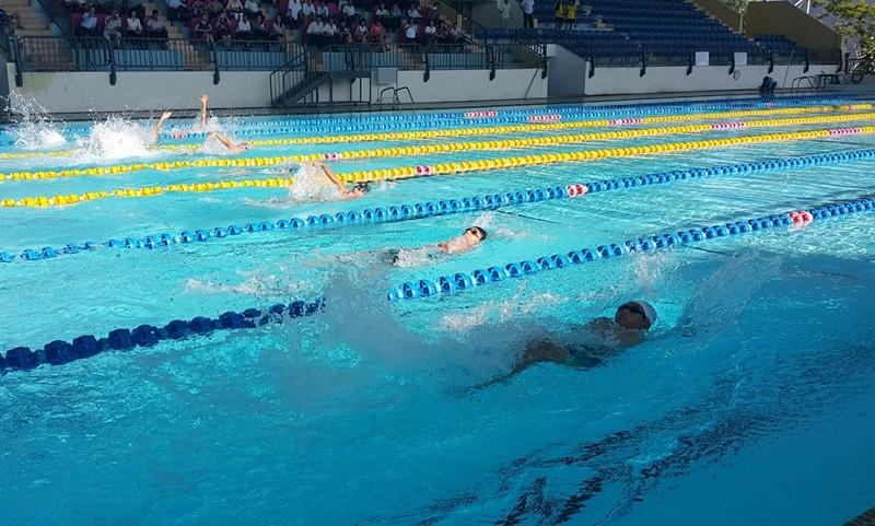 Học trò vùng sâu, vùng xa ngoài trung tâm thành phố được Đà Nẵng ưu tiên ngân sách xây bể bơi di động cho các em