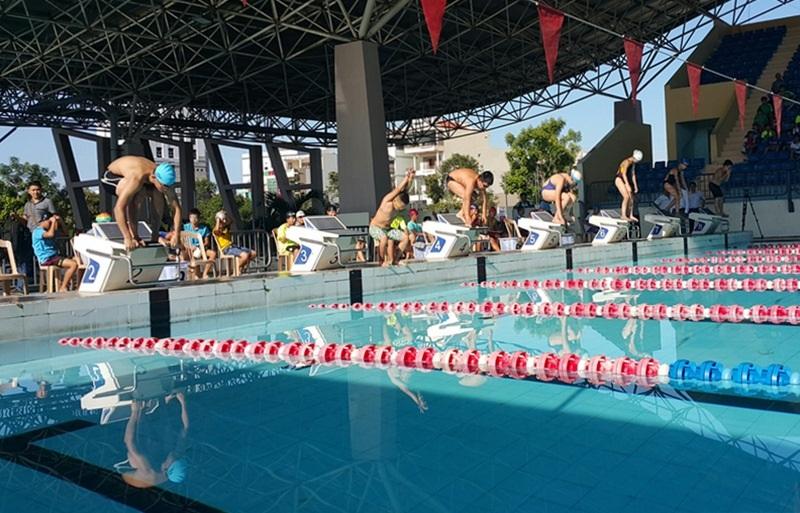Lễ phát động phong trào dạy-học bơi Hè 2016 tại Đà Nẵng vừa diễn ra hôm nay 2/6