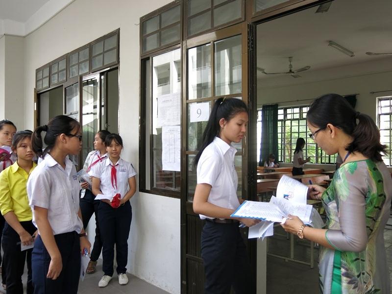 Tối nay, Đà Nẵng sẽ công bố điểm thi vào lớp 10