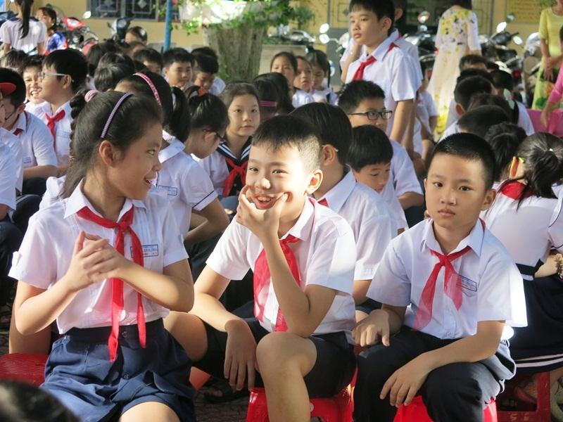 Năm học mới 2016 - 2017, sẽ có thêm nhiều học sinh tiểu học ở Đà Nẵng được học 2 buổi/ngày
