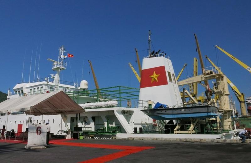 Tàu bệnh viện Khánh Hòa của Hải quân Việt Nam sẽ cùng tàu bệnh viện của Hải quân Mỹ, Nhật diễn tập ứng phó thảm họa.