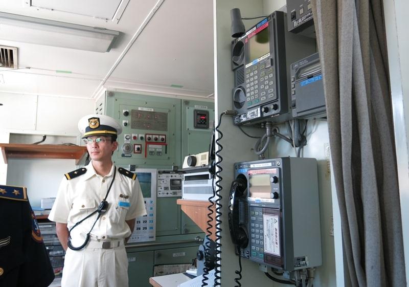 Tàu cảnh sát biển Nhật Bản đến Đà Nẵng - 4