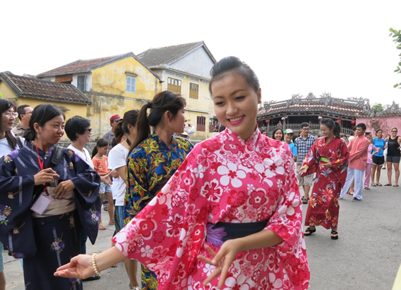 Nhiều hoạt động văn hóa phong phú sẽ được tổ chức trong các ngày diễn ra lễ hội tại phố cổ Hội An