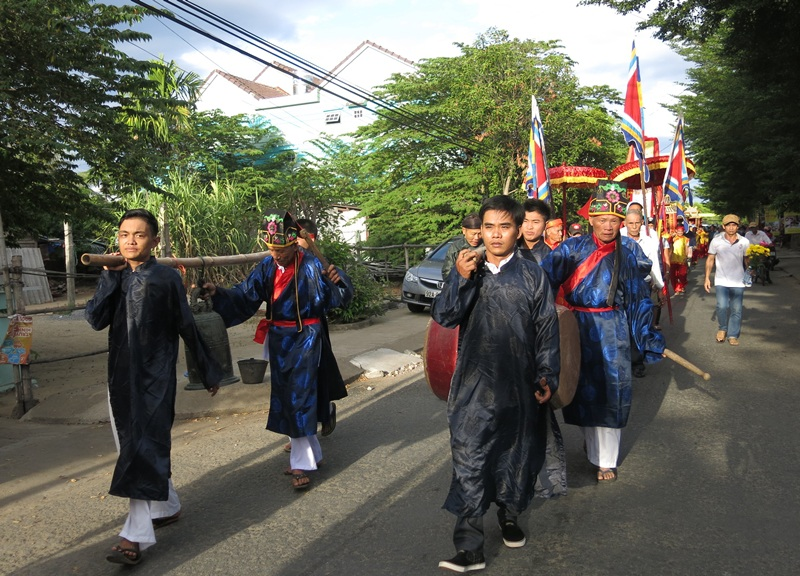 Náo nức lễ giỗ tổ làng gốm 500 năm tuổi ở Hội An - 5