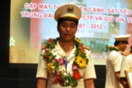 Trung tá Phạm Mạnh Hùng (ảnh ĐSPL)