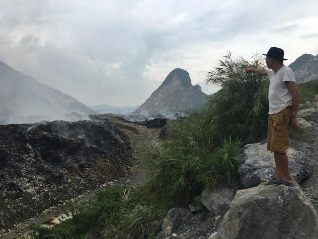 Người dân đã kiến nghị rất nhiều lần về tình trạng ô nhiễm, nhưng các cơ quan chức năng vẫn không giải quyết dứt điểm tình trạng ô nhiễm môi trường ở bãi rác lộ thiên nà