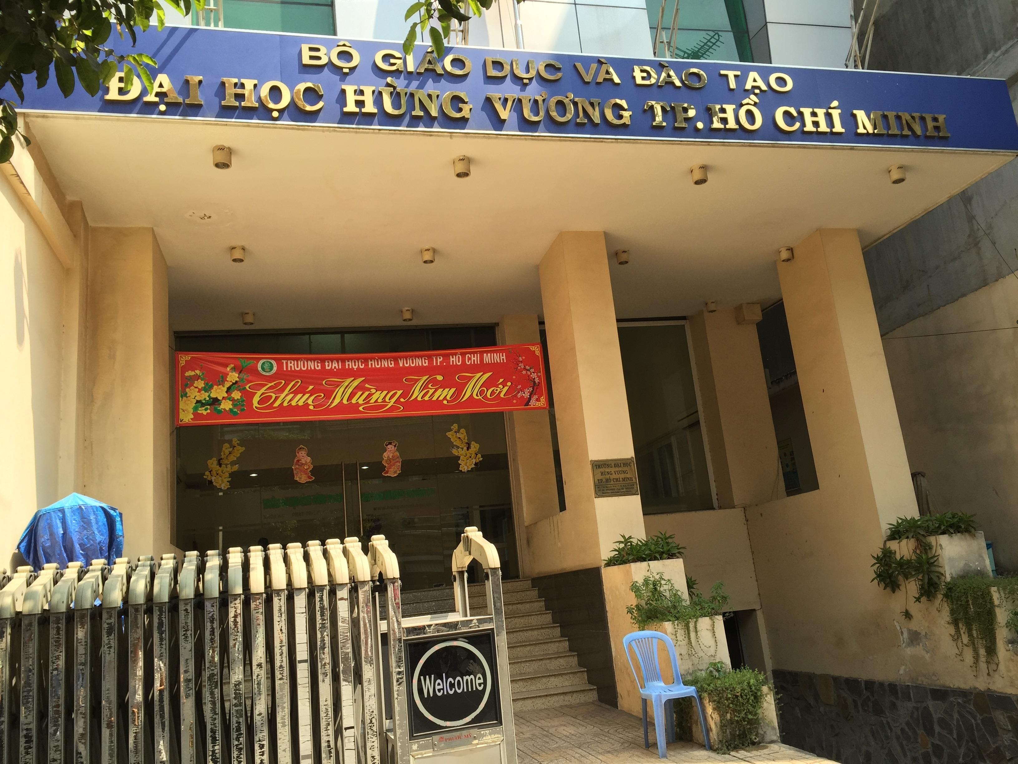 Trường ĐH Hùng Vương TP.HCM 4 năm qua với những vụ lùm xùm