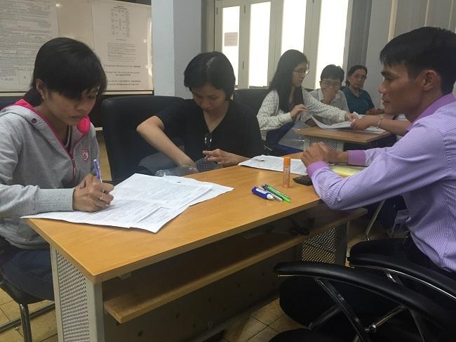 Thí sinh tự do đăng ký thi THPT quốc gia năm 2016 tại Cơ quan đại diện Bộ GD-ĐT tại TPHCM