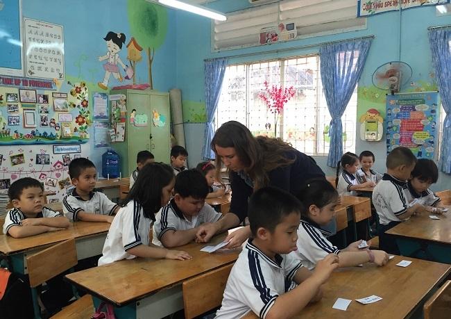 Nhiều trường muốn thực hiện tiếp chương trình và sẽ mở rộng thêm trong năm học tới