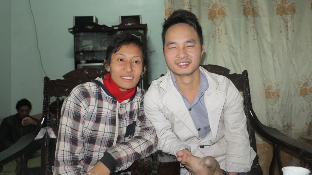 Anh Quý và chị Giang trải lòng về mối tình vượt ngàn Km và nó cũng chỉ bắt đầu từ một cuộc gọi nhầm số.