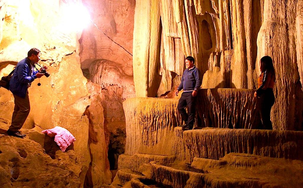 Chiêm ngưỡng vẻ đẹp ngất ngây Hang Bua ở đại ngàn xứ Nghệ - 14