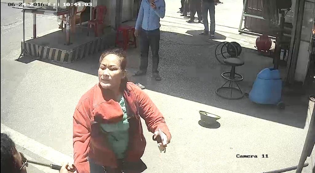 Thuỷ tròn - nhân vật chính của vụ việc đã bị CATP Vinh bắt giữ.