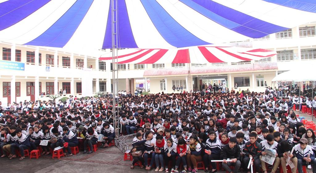 Trường Đại học Vinh sẽ chuyển phương thức tuyển sinh theo ngành sang phương thức tuyển sinh theo nhóm ngành theo tinh thần tự chủ và tự chịu trách nhiệm của các cơ sở giáo dục đại học.