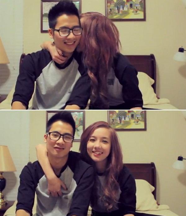 Mie và JV phải chịu nhiều thử thách trong tình yêu nhưng luôn dành những lời ngọt ngào cho nhau