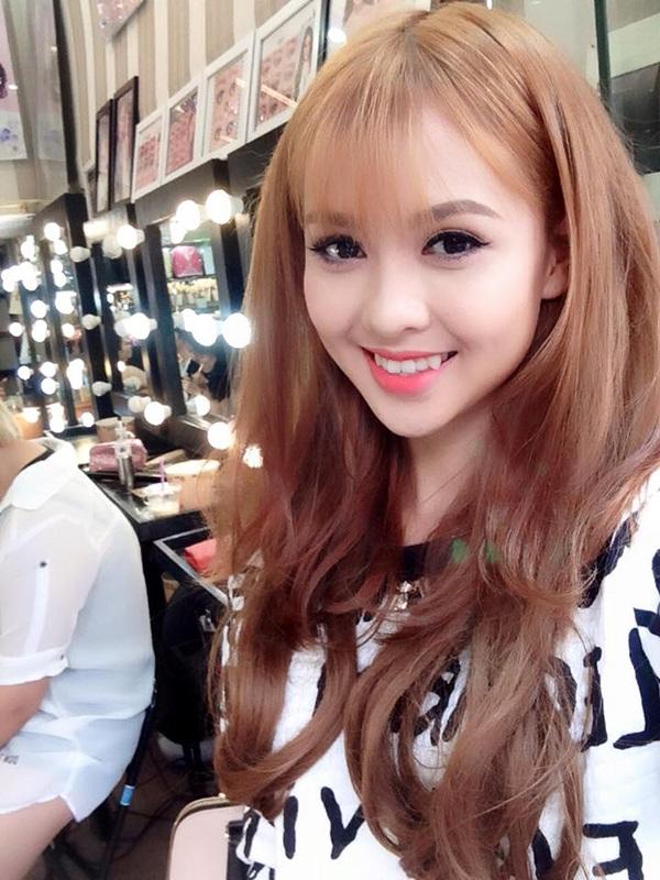 Cô gái tham gia Ôm 5 ngàn là Nguyễn Huyền Giang