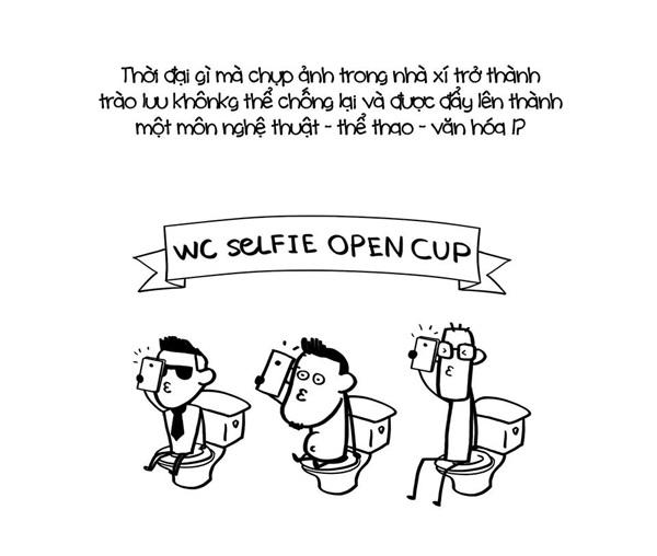 Biếm họa về sự phụ thuộc của giới trẻ vào smartphone - 6