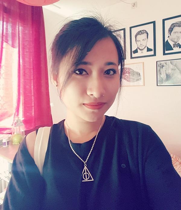 Ngỡ ngàng nét vẽ tuyệt đẹp của nữ DHS Việt tại Đức - 2