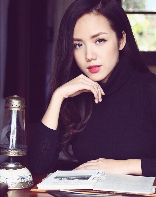 Nhan sắc của hot girl Phương Ly