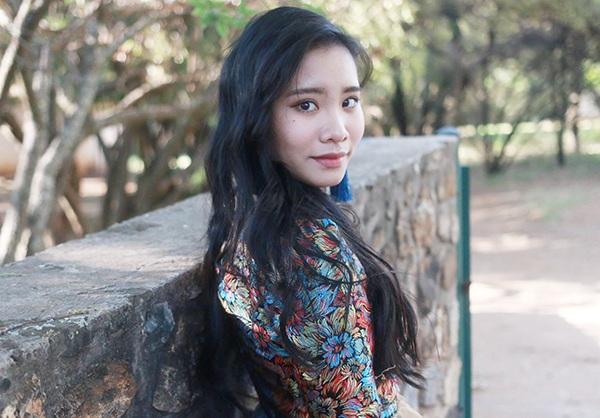 Nữ du học sinh Việt tại Nam Phi - Nguyễn Quỳnh Nga