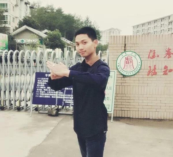 Bạn Đoàn Bá Toại, du học sinh Việt tại Trung Quốc gửi tặng các thầy cô giáo tại Việt Nam một bài thơ nhân ngày 20/11