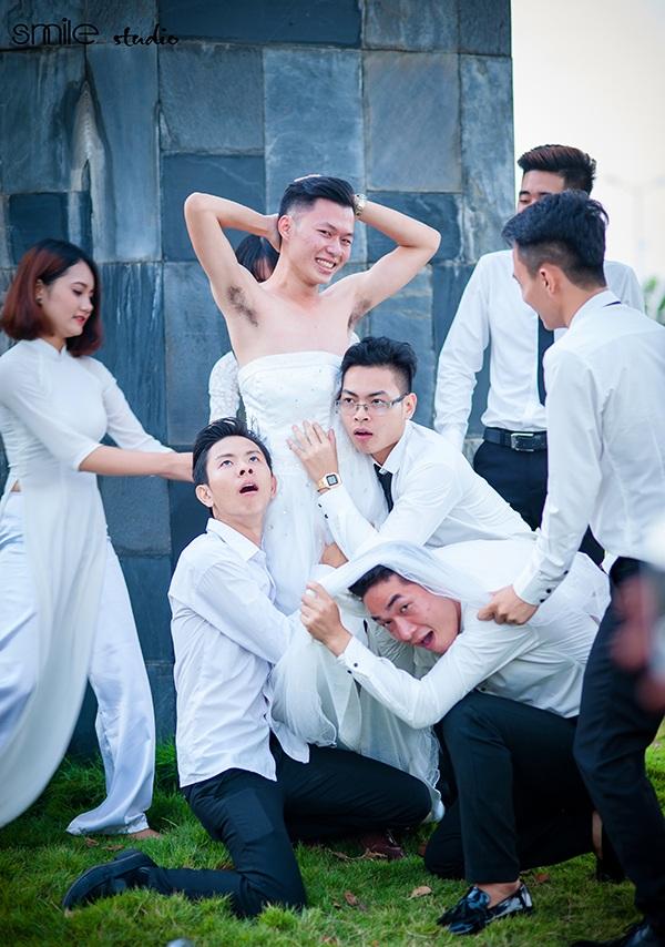 Và những khoảnh khắc hài hước khó quên của thời sinh viên...
