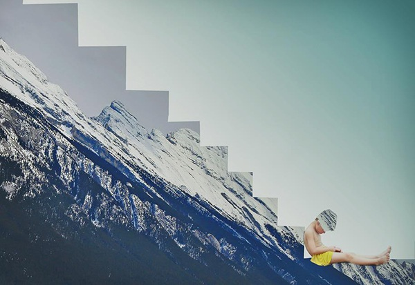Cận thị ngăn cản em bé chinh phục những ngọn núi cao đòi hỏi những tầm nhìn xa...