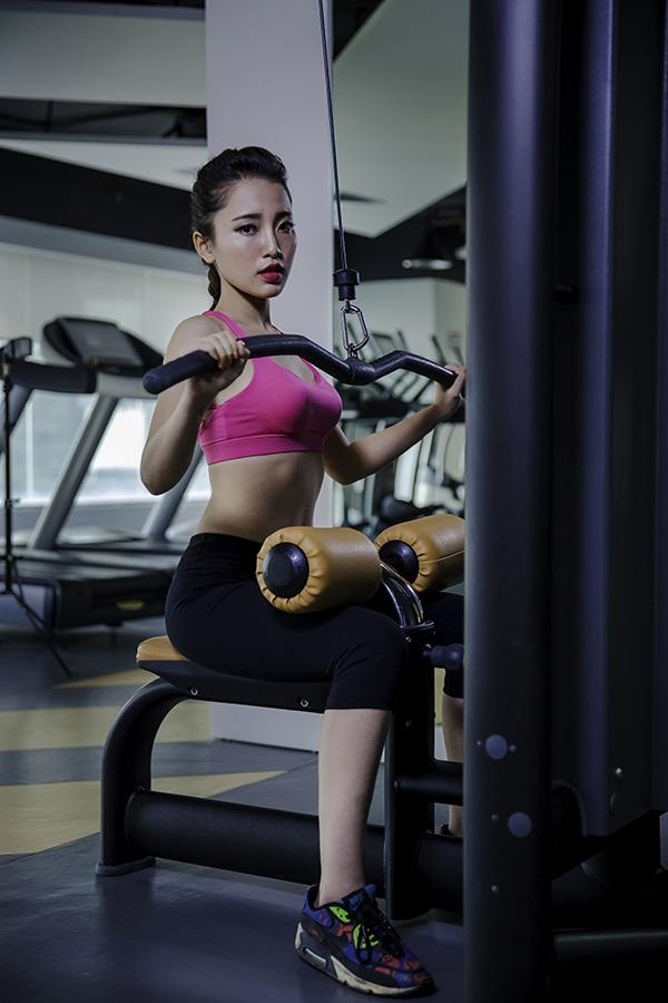 Thí sinh Trần Hải Yến