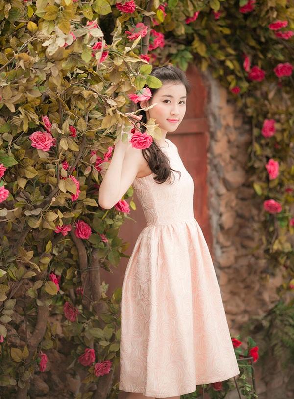 """Nữ sinh Việt đam mê theo đuổi thời trang nơi """"kinh đô ánh sáng"""" Paris - 4"""