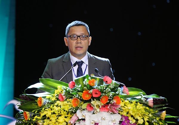 PGS. TS Lê Anh Vinh hiến kế cho Đại hội Tài năng trẻ và các cơ quan quản lý giải pháp thu hút, trọng dụng nhân tài
