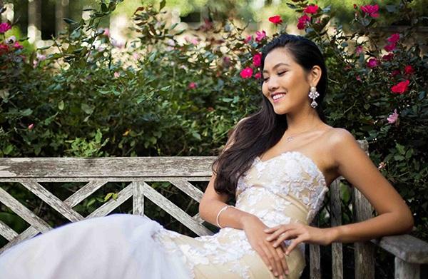 Nữ sinh Y khoa tại Mỹ là Hoa khôi Du học sinh Việt 2015 - 4
