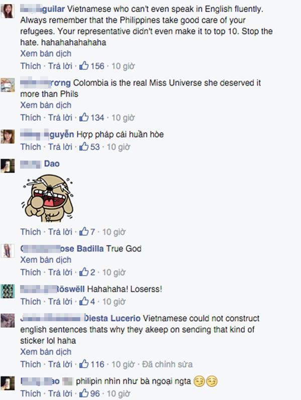 Dân mạng Việt làm náo loạn diễn đàn này bằng những lời lẽ không mấy hay ho với số lượng lên tới hàng ngàn bình luận