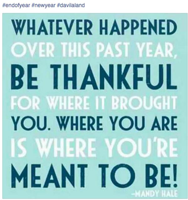 Hết năm rồi, hãy cảm ơn những gì cuộc đời đã mang đến cho bạn