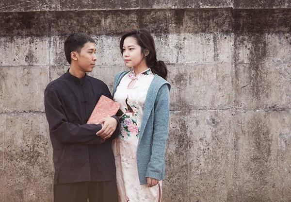 Đông cùng Hiền vào vai vợ chồng Diệp Vấn. Cặp đôi đang gây sốt khi bộ phim Diệp Vấn 3 ra rạp