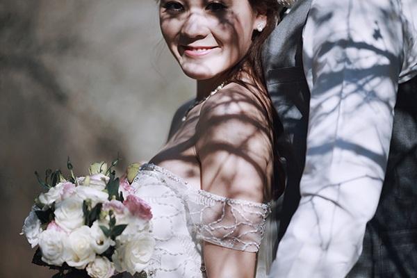 Bộ ảnh cưới tuyệt đẹp giữa thiên đường hoa mận trắng Mộc Châu - 9