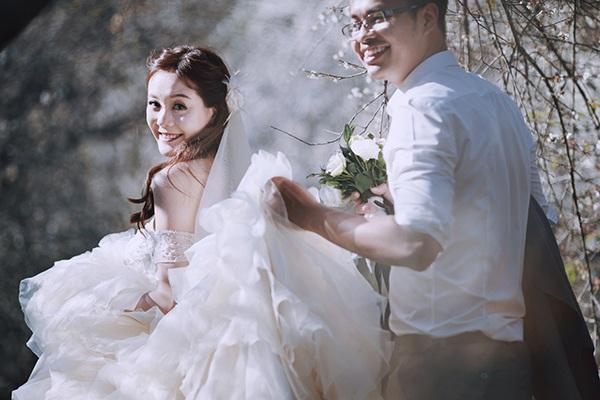 Bộ ảnh cưới tuyệt đẹp giữa thiên đường hoa mận trắng Mộc Châu - 13