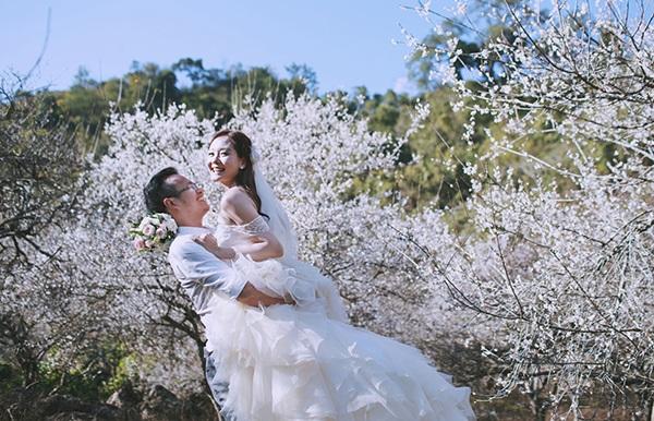 Bộ ảnh cưới tuyệt đẹp giữa thiên đường hoa mận trắng Mộc Châu - 4