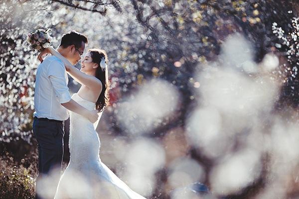 Bộ ảnh cưới tuyệt đẹp giữa thiên đường hoa mận trắng Mộc Châu - 8