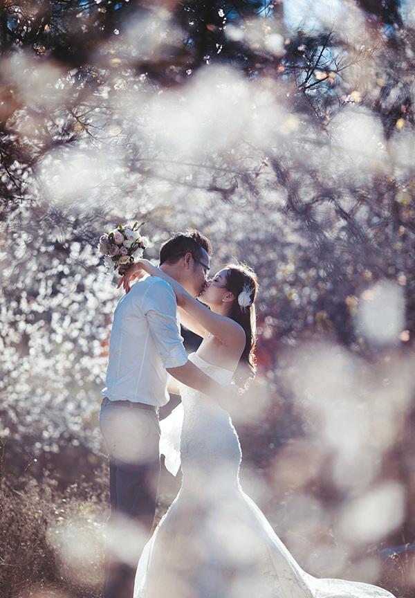 Bộ ảnh cưới tuyệt đẹp giữa thiên đường hoa mận trắng Mộc Châu - 5