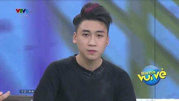 Huy Cung trở thành khách mời VTV6 nhờ những vlog hot của mình