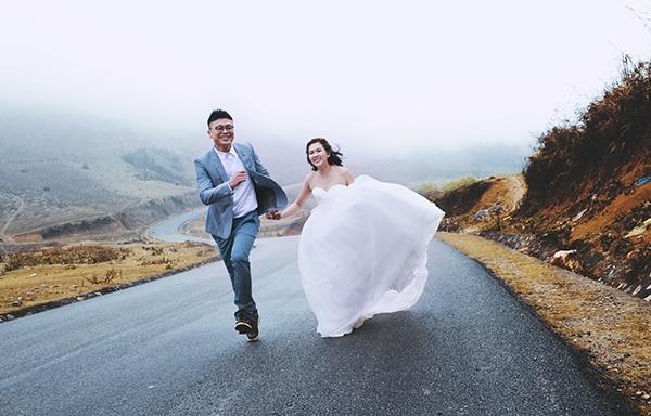 Cặp đôi Hồng Kông chọn Việt Nam để làm bối cảnh chụp ảnh cưới