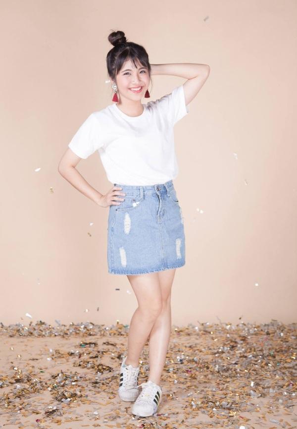 """Nữ thí sinh xinh đẹp gây """"náo loạn"""" Đường lên đỉnh Olympia - 5"""